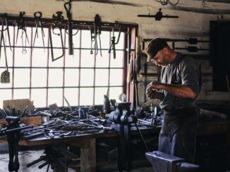 bukkemaskine, værktøj, maskine, pladebukker, carl ras